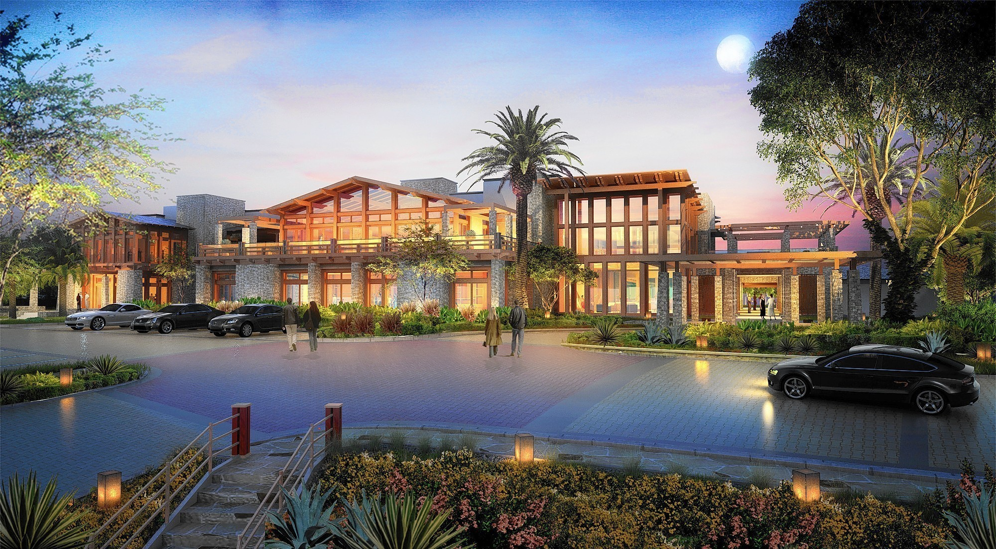 Construction Starts On Newport Beach Country Club Revamp