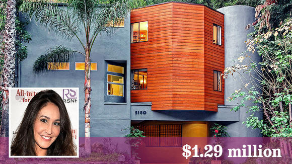 TV reporter Suzanne Marques puts Hollywood Hills West home ...