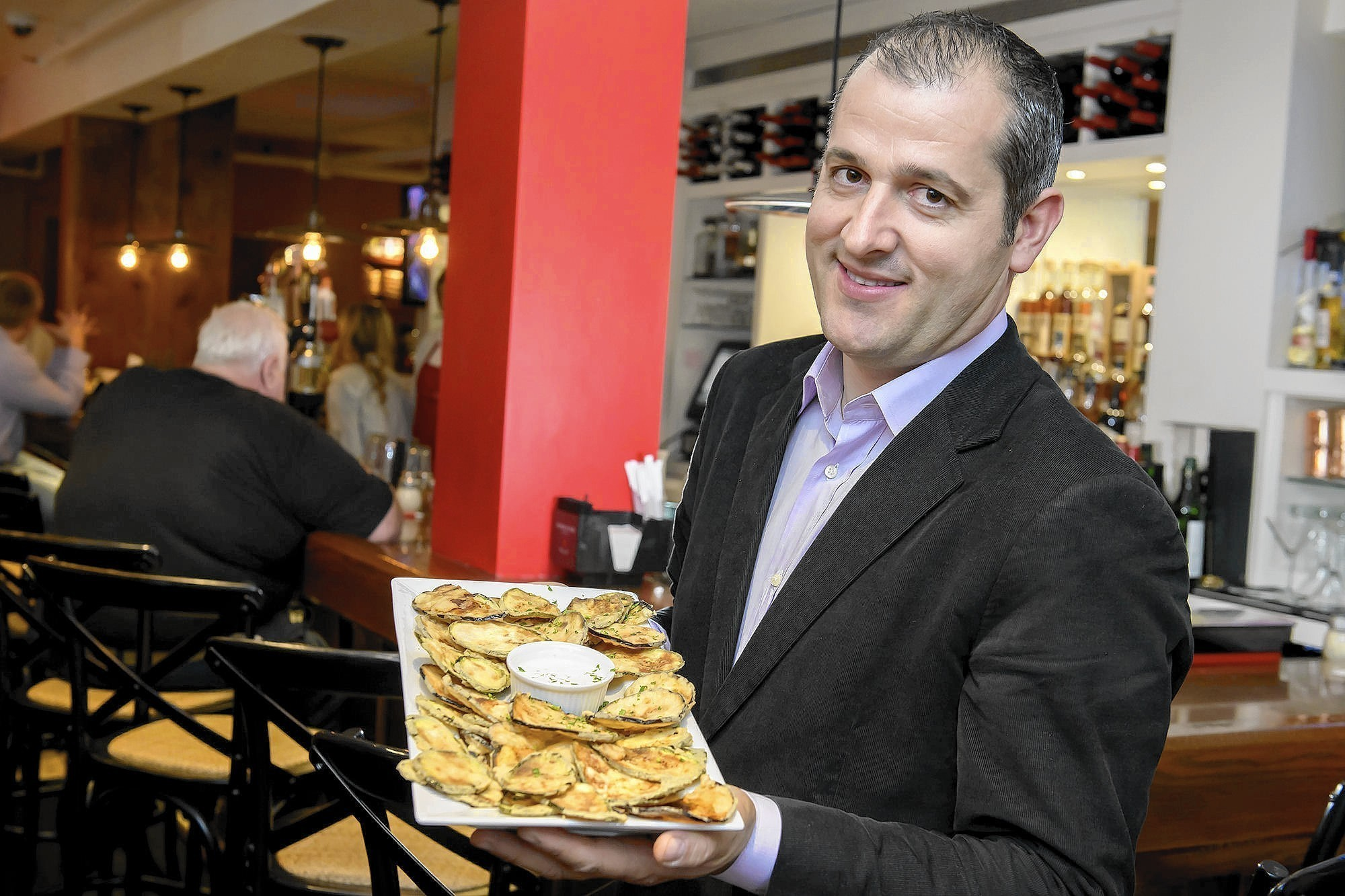 New Cheshire Eatery Viron Rondo Hartford Courant