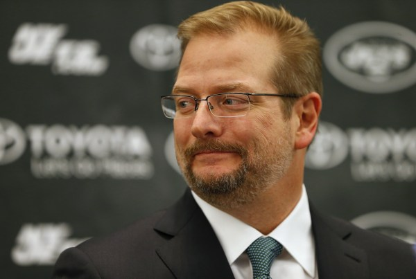 Jets GM Mike Maccagnan Plans To Work Closely With New ...