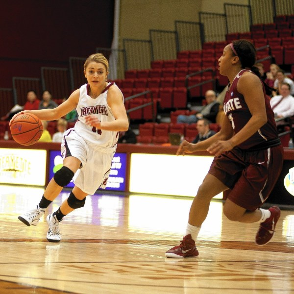 O'Hare's bold play completes Lafayette women's basketball ...