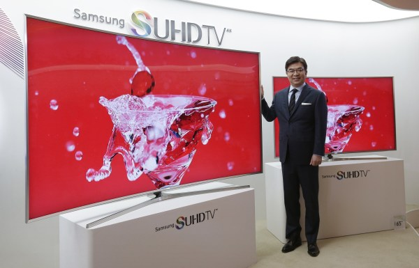 Samsung smart TVs may be listening, but they're just not ...