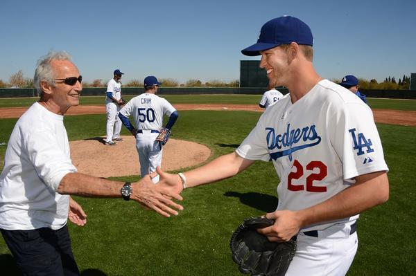 Sandy Koufax Expects Dodgers Clayton Kershaw To Win In