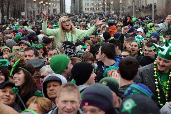 8 bars near the Chicago St. Patrick's Day Parade - Chicago ...