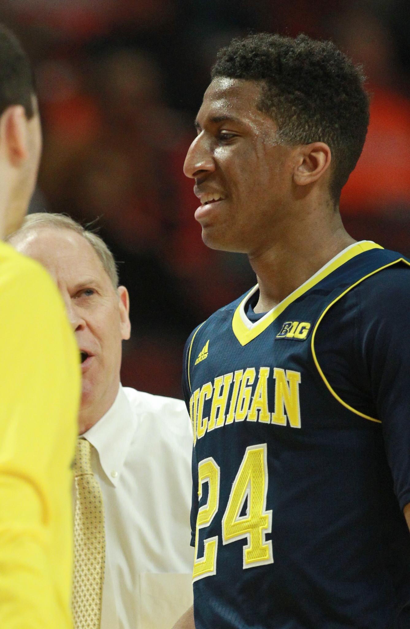 Freshman Aubrey Dawkins Rewarding Michigan For Giving Him