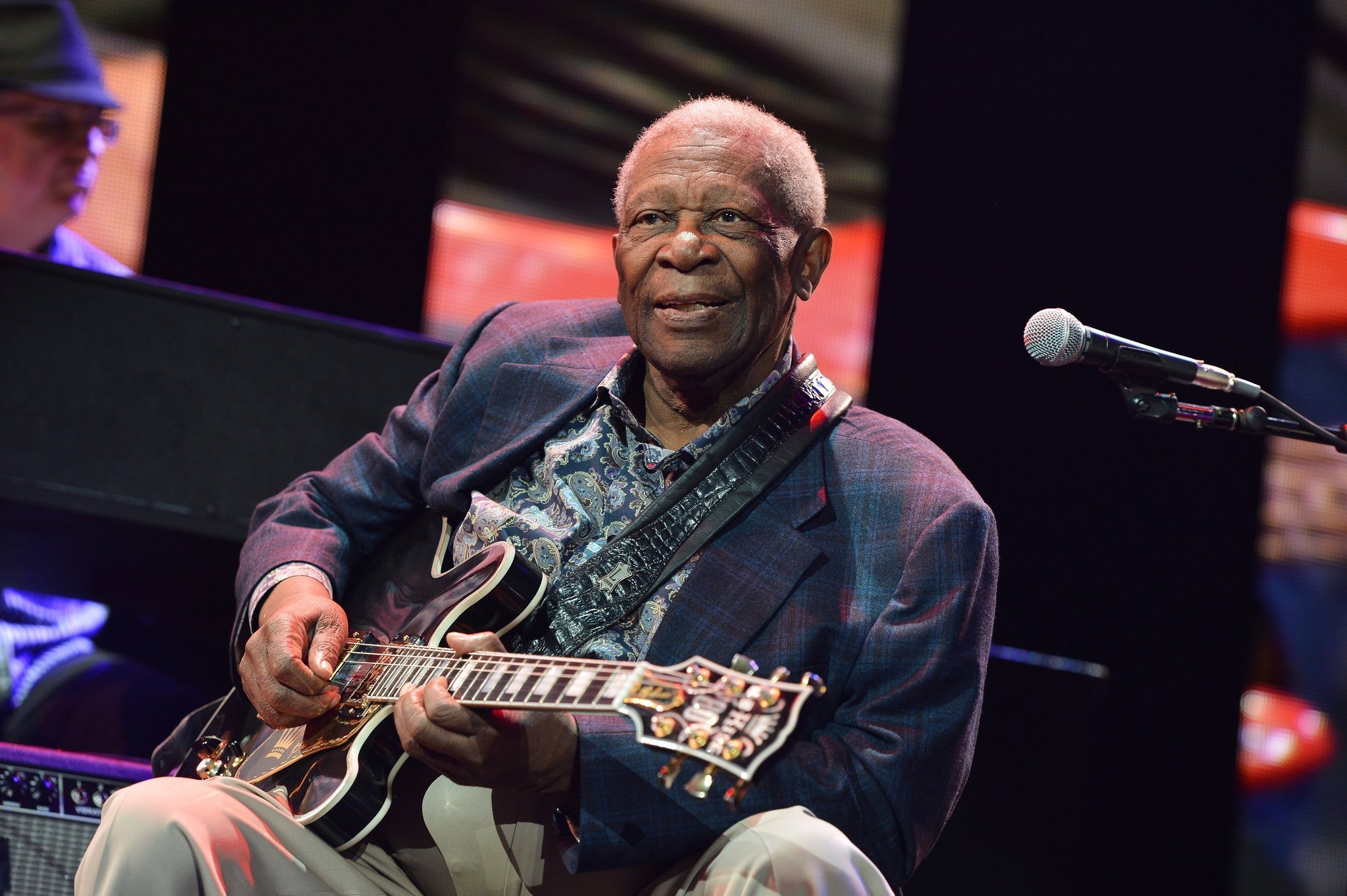 Bb King When Love Comes Town
