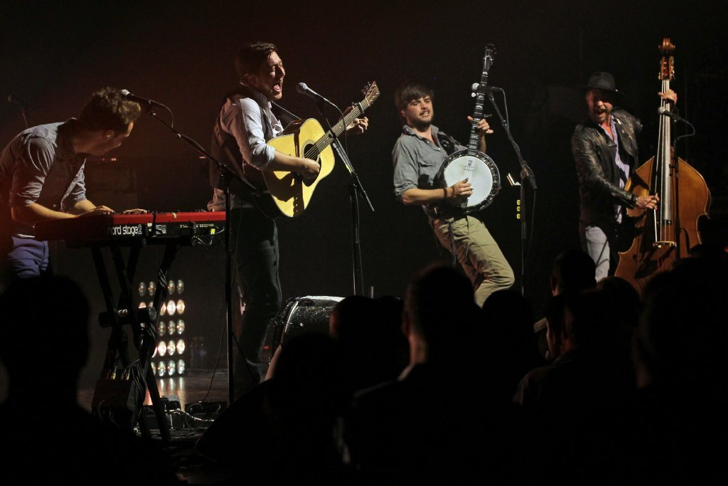 Mumford   Sons coming to Chicago in June   Chicago Tribune