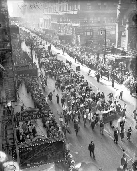 10 Things You Might Not Know About Unions Chicago Tribune