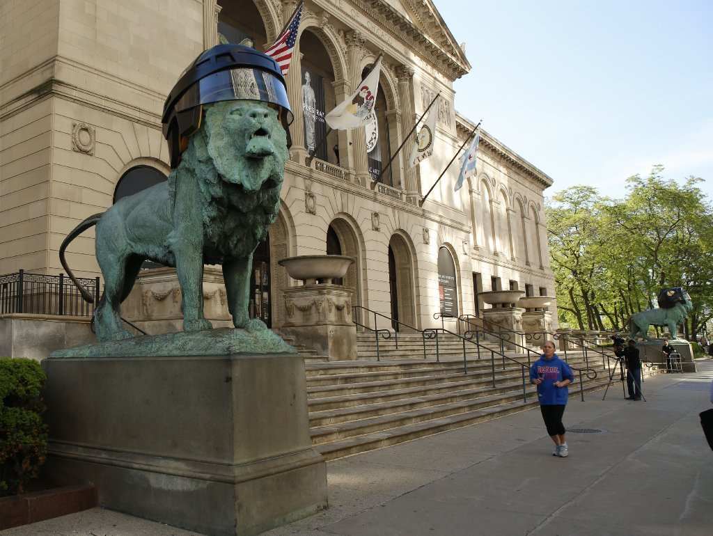 Art Institute Wants To Raise General Admission Fee