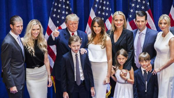 Trump asszonyai Kelet-Európából - HOT OFF THE PRESS
