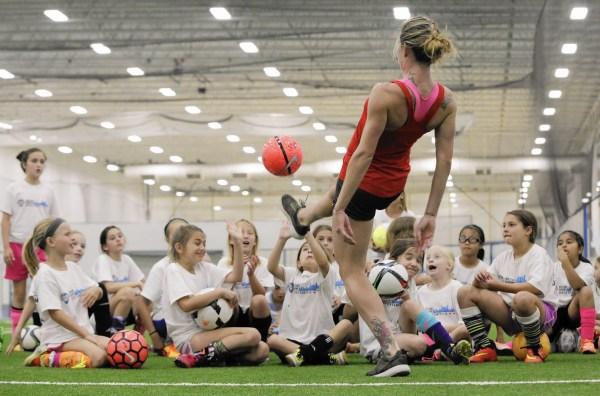 U.S. girls, women's soccer thriving — but pro team owner ...