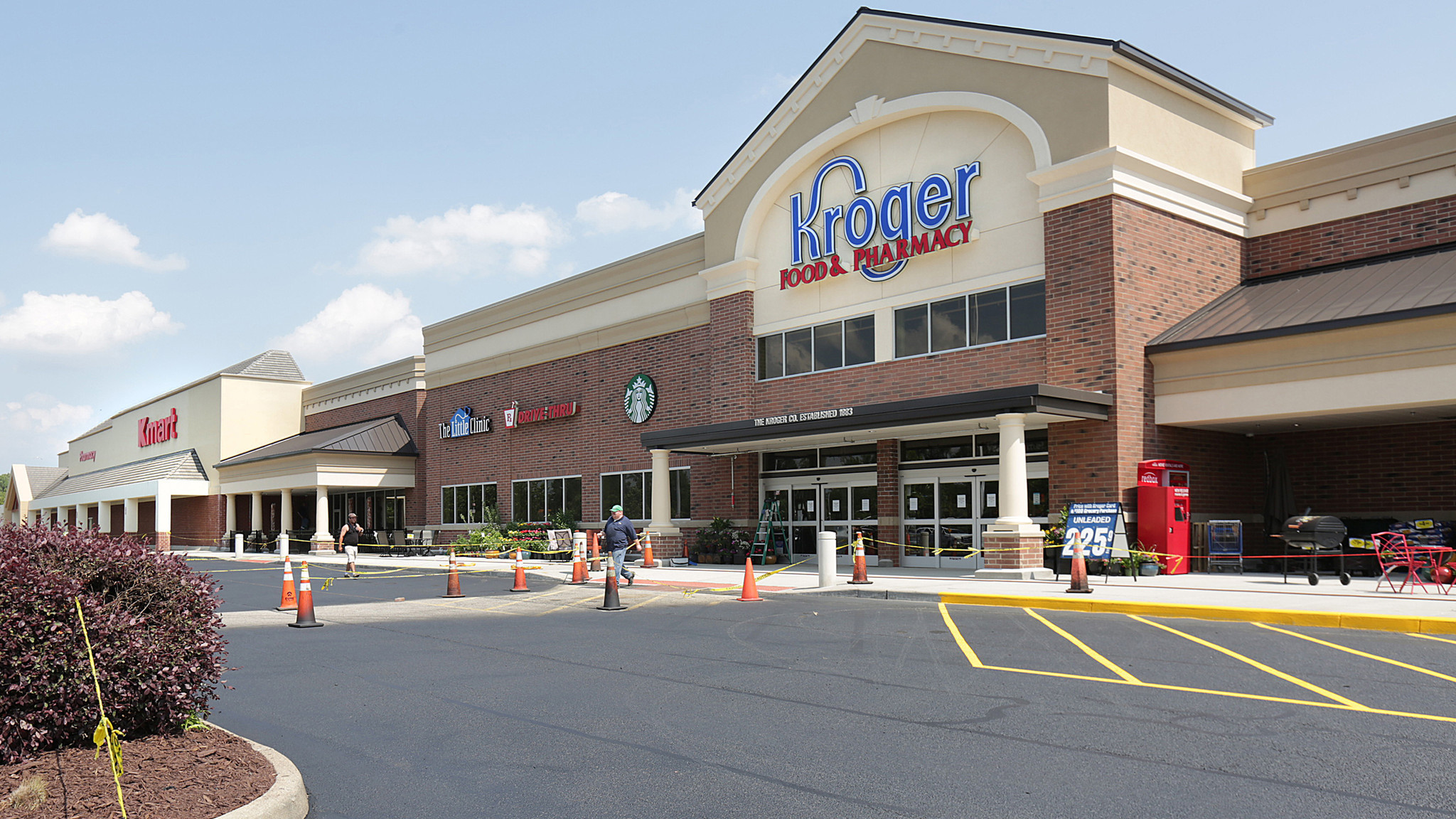 Denbigh Kroger Marketplace Takes First Step Daily Press