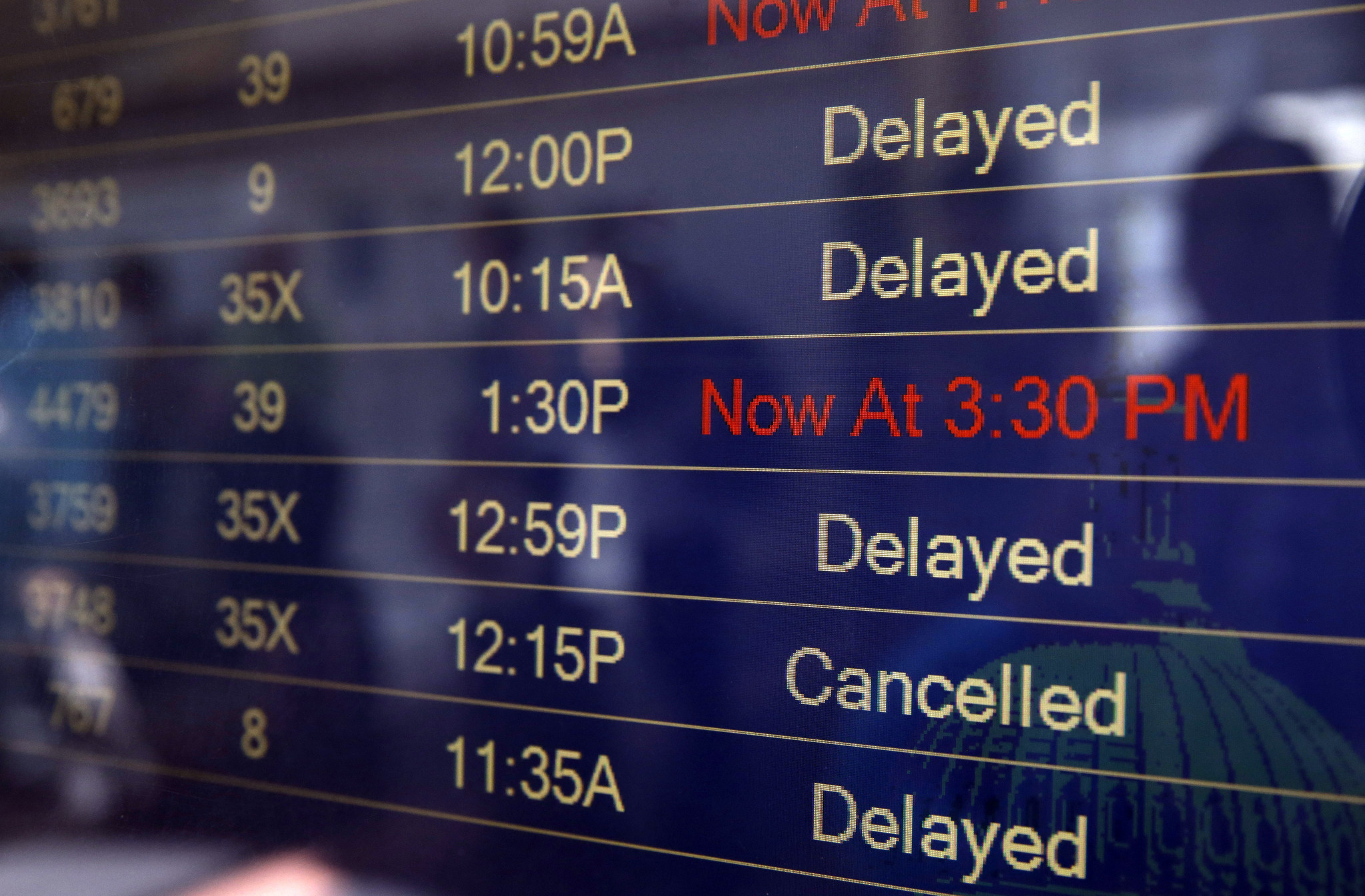 Each saturday, we round up the top miles, points and travel news that you might have missed on tpg this week. Computer glitch causes 'flypocalypse' at Washington, D.C ...