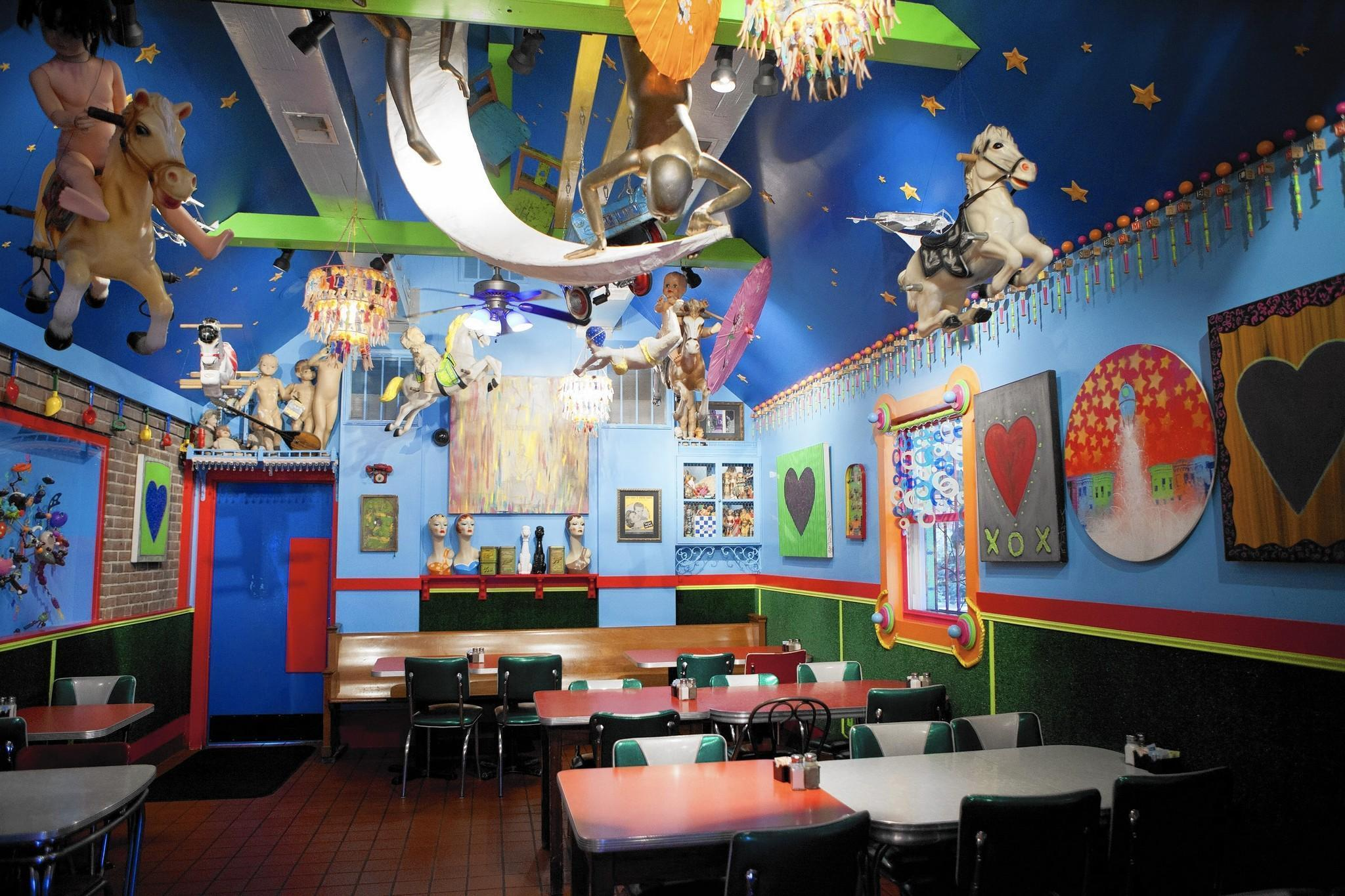 As Remington Grows Papermoon Diner Keeps To Its Own Orbit