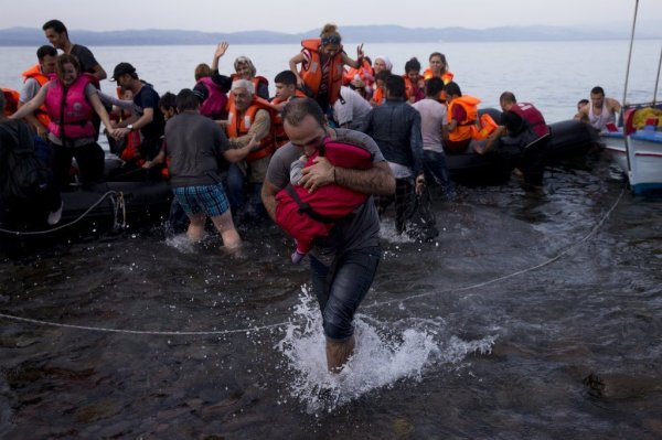 What might Aeschylus say about the European refugee crisis ...