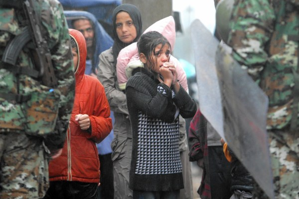 Europe expects U.S. to step up on Syrian refugee crisis - Hoy