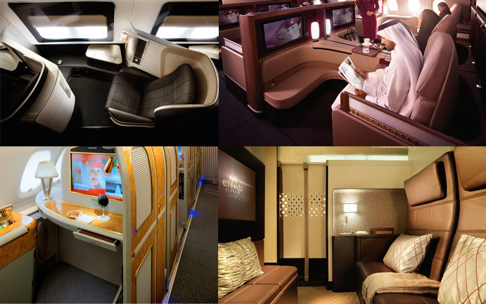 10 Super Fancy Airline Seats Chicago Tribune