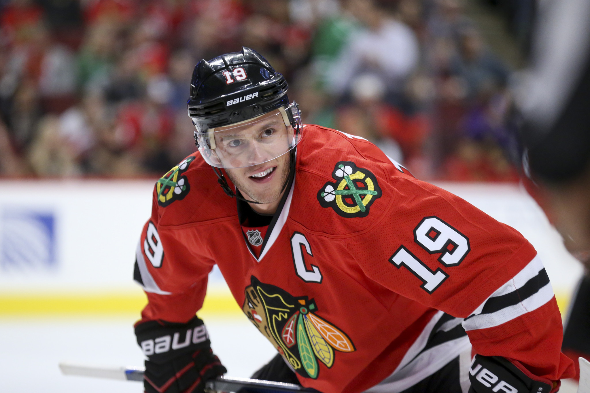 Jonathan Toews Appreciating Excellence Chicago Tribune