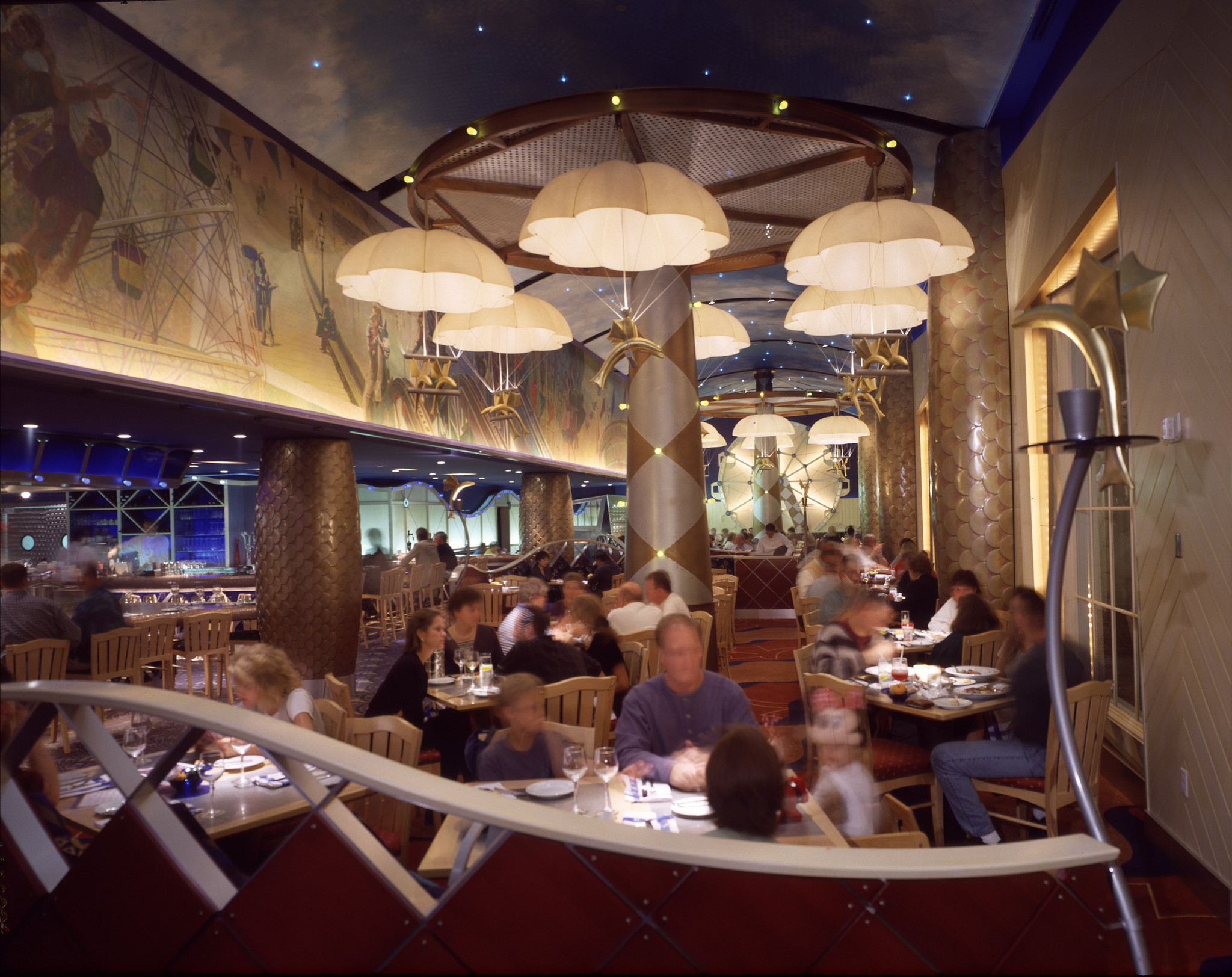 Disney Worlds Flying Fish Cafe To Close For Renovation