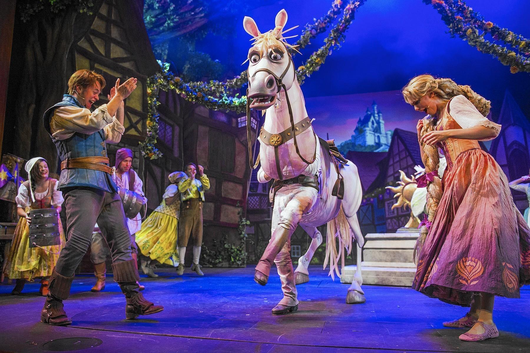 Musicals Broadway Disney