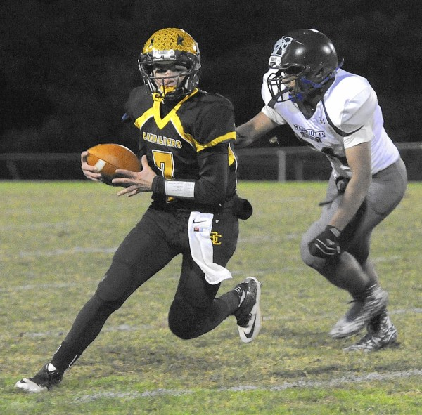 SC defense stamps out Mustangs - Baltimore Sun