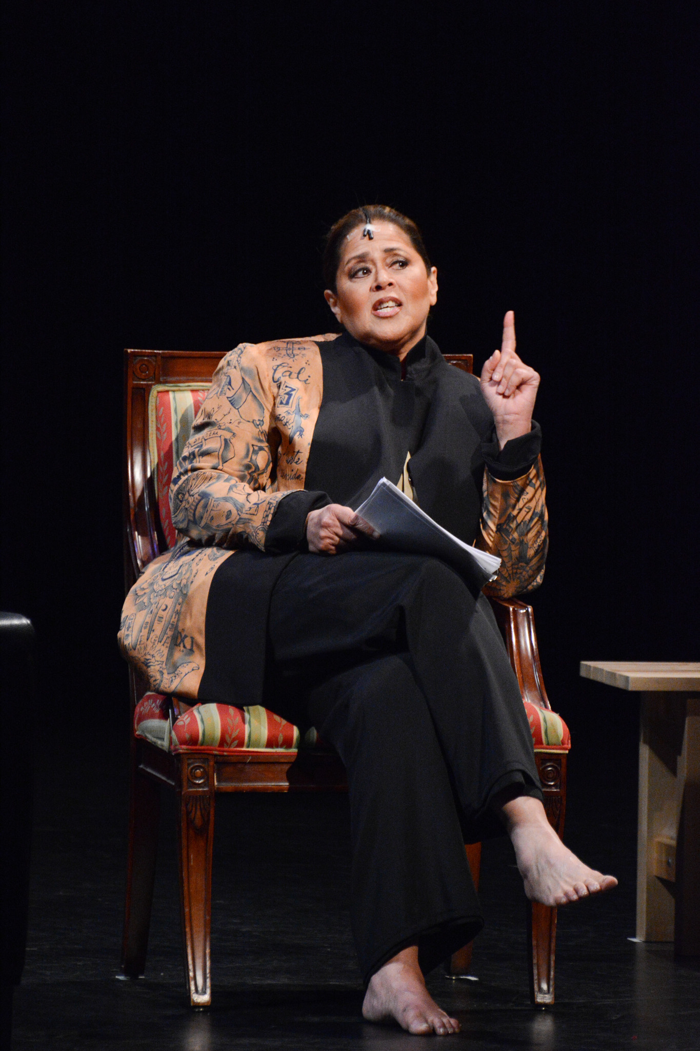 Anna Deavere Smith To Deliver New Solo Performance On