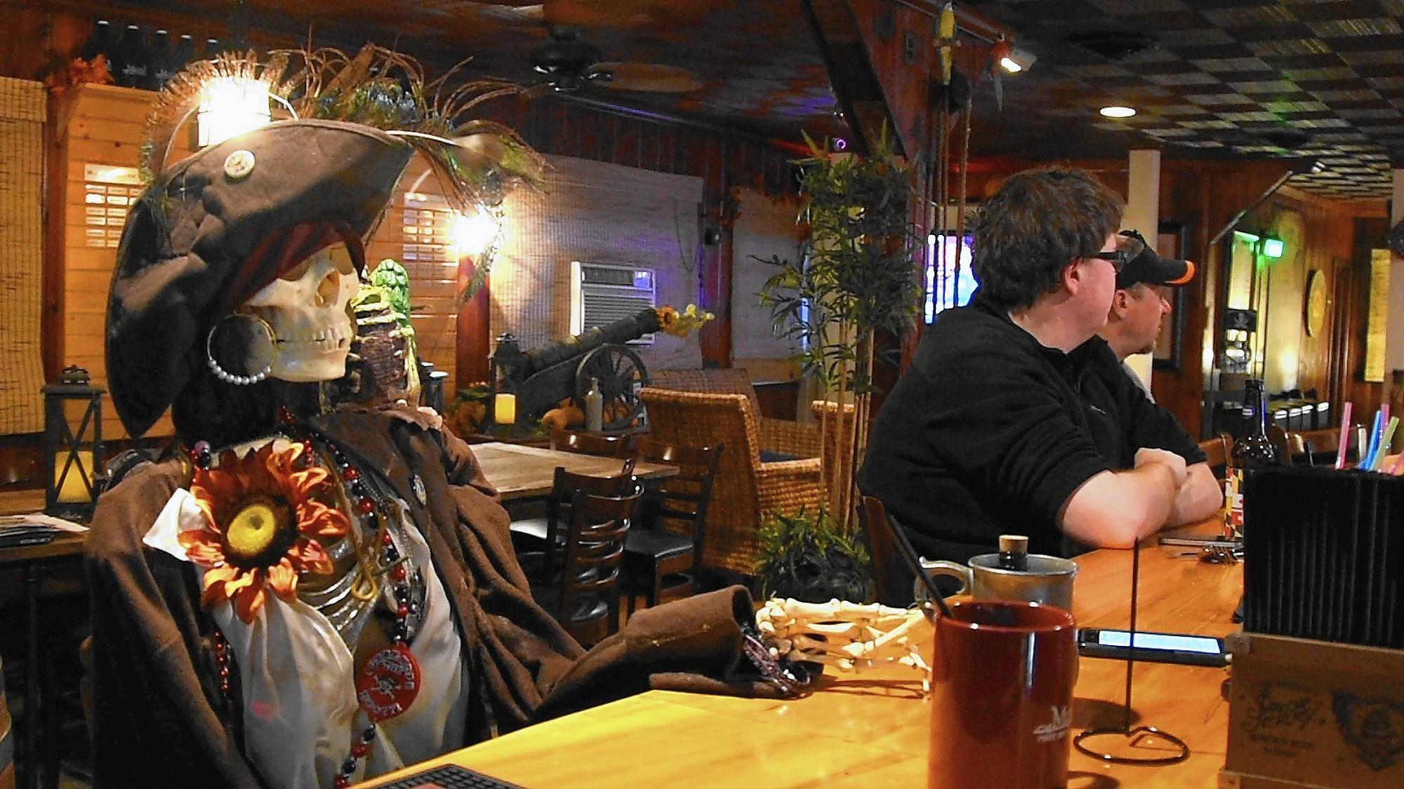 Mutiny Pirate Bar And Island Grille Capital Gazette