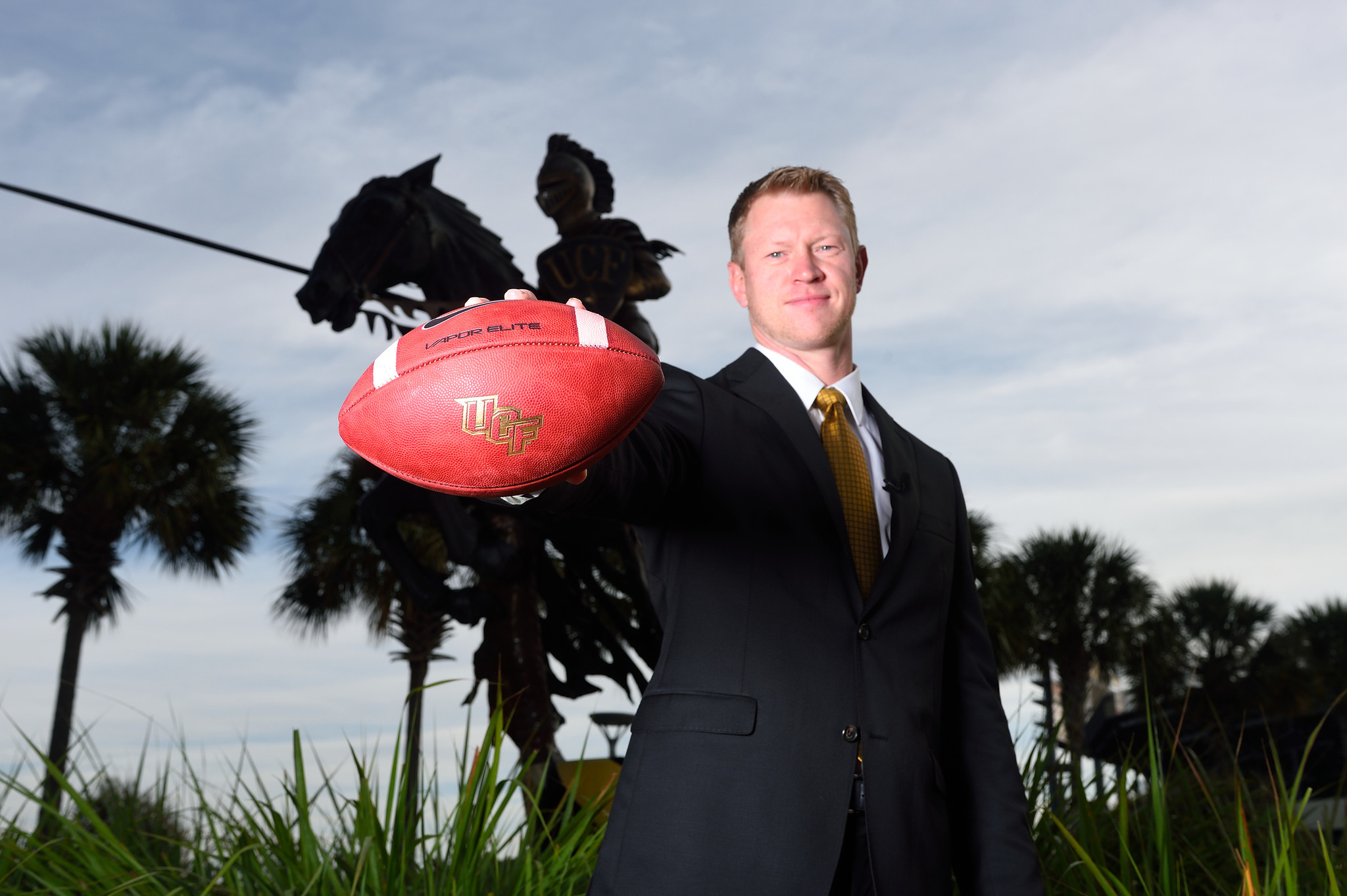 Getting To Know New UCF Football Coach Scott Frost Orlando Sentinel