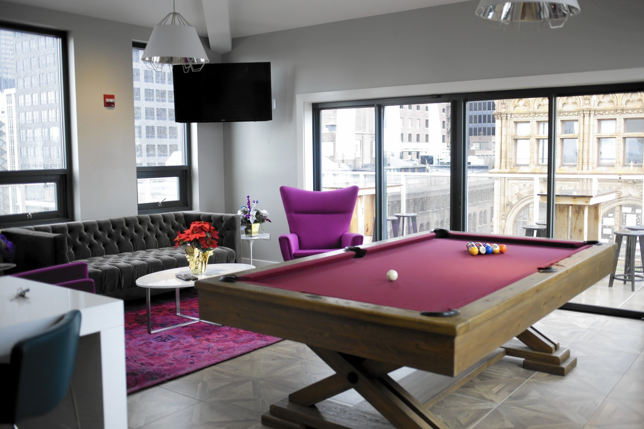 High End Super Dorms Find Home In The Loop Chicago Tribune
