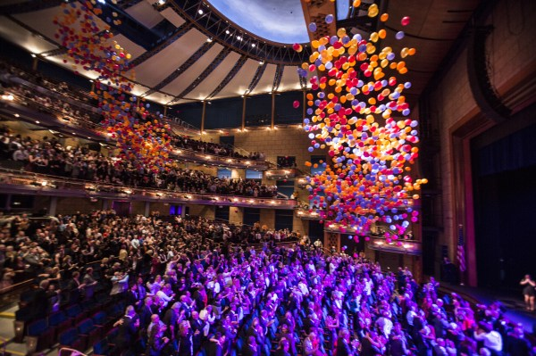 Pictures: New Year's Eve at Dr. Phillips Center - Orlando ...