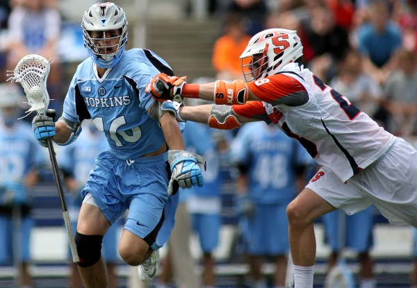Johns Hopkins men's lacrosse suffers another blow in ...