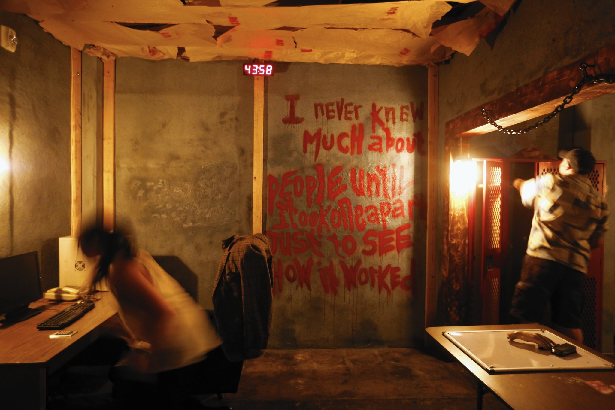 Escape Rooms Are Becoming A Breakout Form Of Entertainment