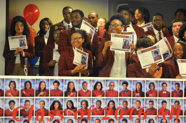 All 109 seniors from elite Southland charter school ...