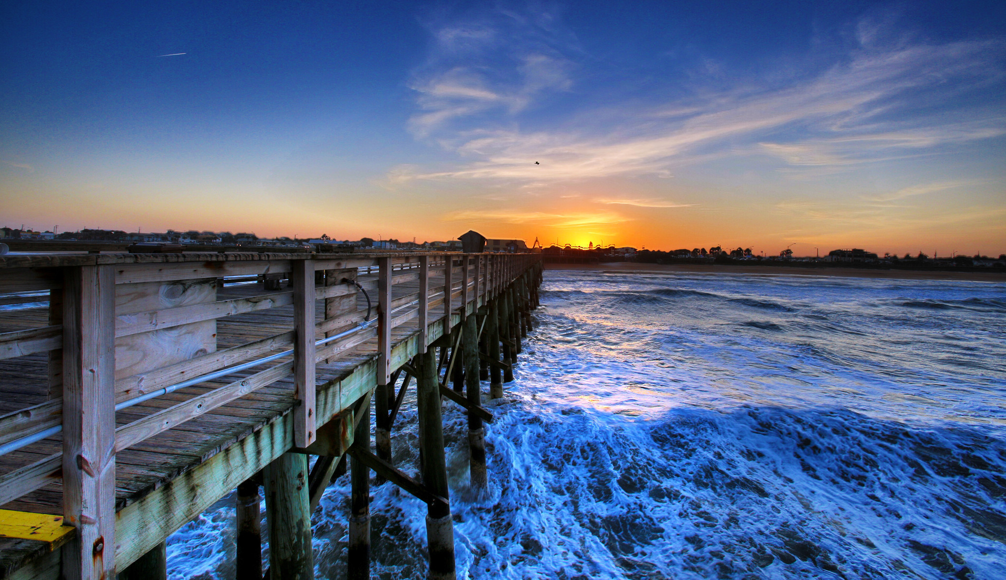Florida Beach Guide Flagler Beach Pictures Orlando Sentinel