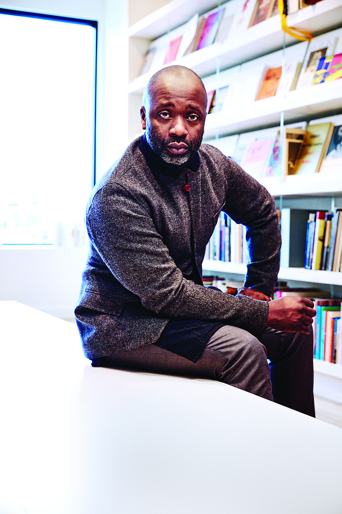 Could Theaster Gates Have A Role To Play At 50 Shuttered Cps Schools Chicago Tribune