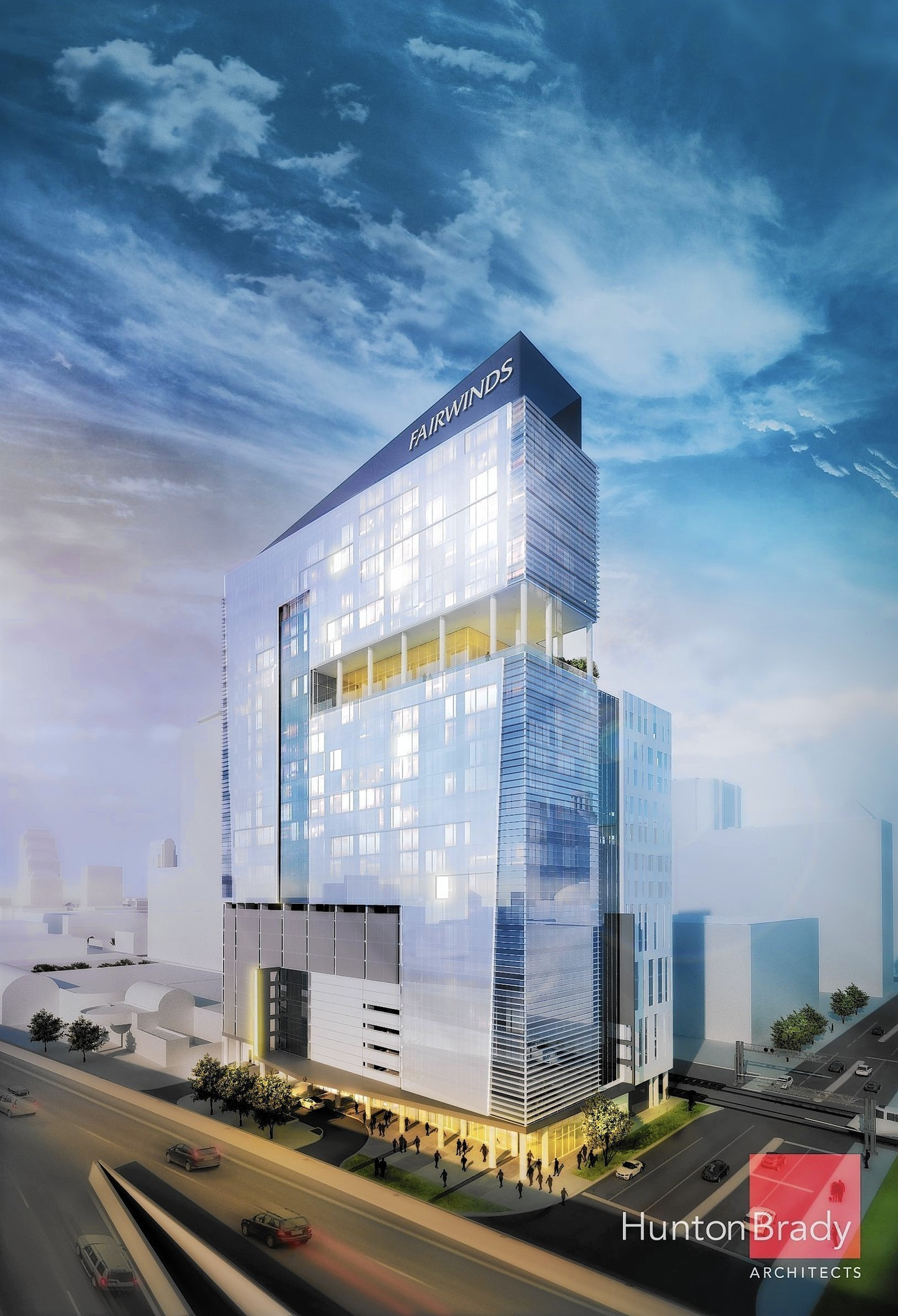 Fairwinds To Anchor Downtown Highrise Orlando Sentinel