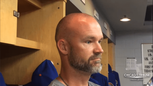 David Ross on Cubs' trade for Aroldis Chapman - Chicago ...