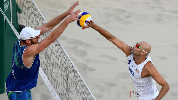 Americans Phil Dalhausser and Nick Lucerna eliminated from ...