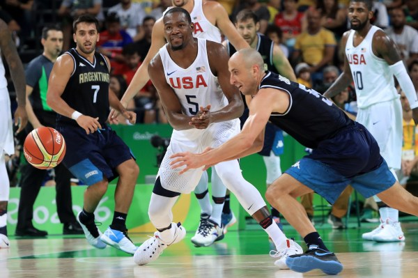 Five takeaways from my first Olympic basketball game ...