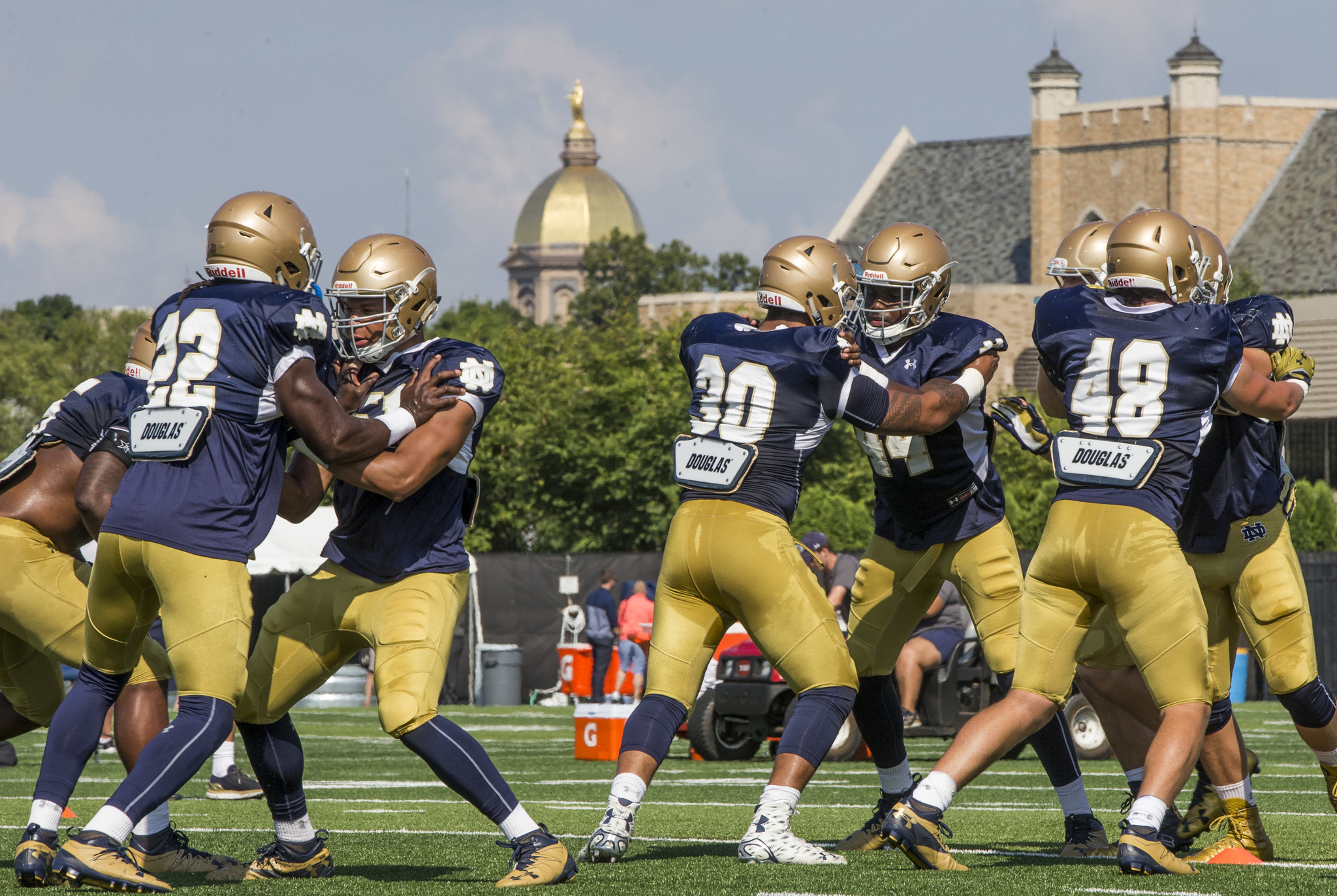 notre dame football 4
