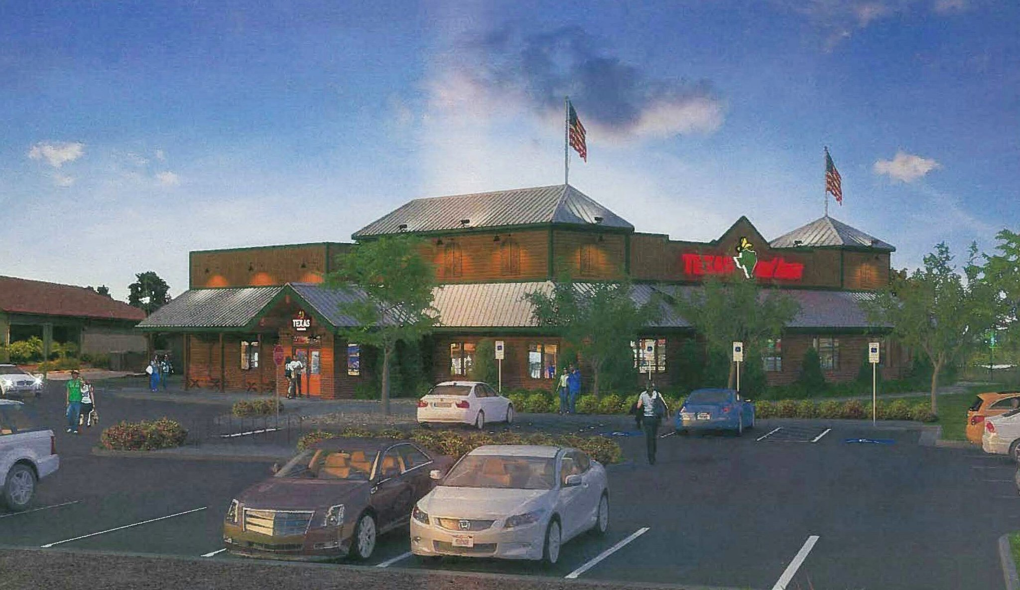 Texas Roadhouse Restaurant Coming To Oceanside The San