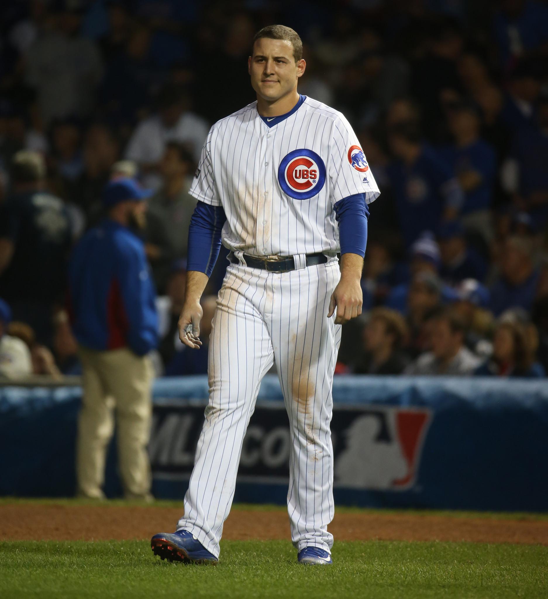 Fox Sports Joe Buck Goes Easy On The Cubs Curse Talk