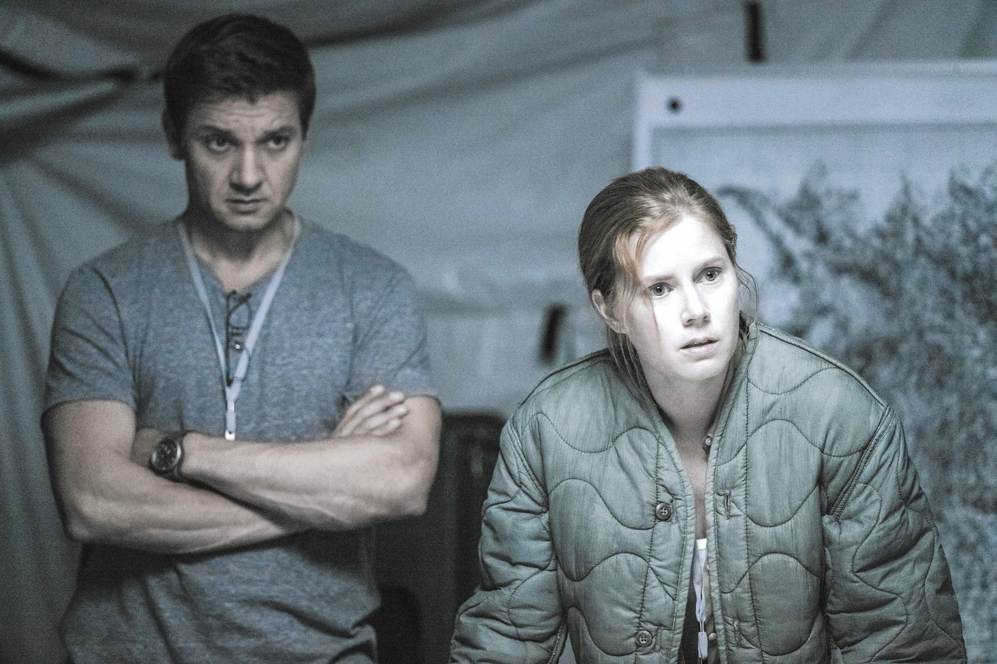 Arrival Review Amy Adams Close Encounter With Aliens
