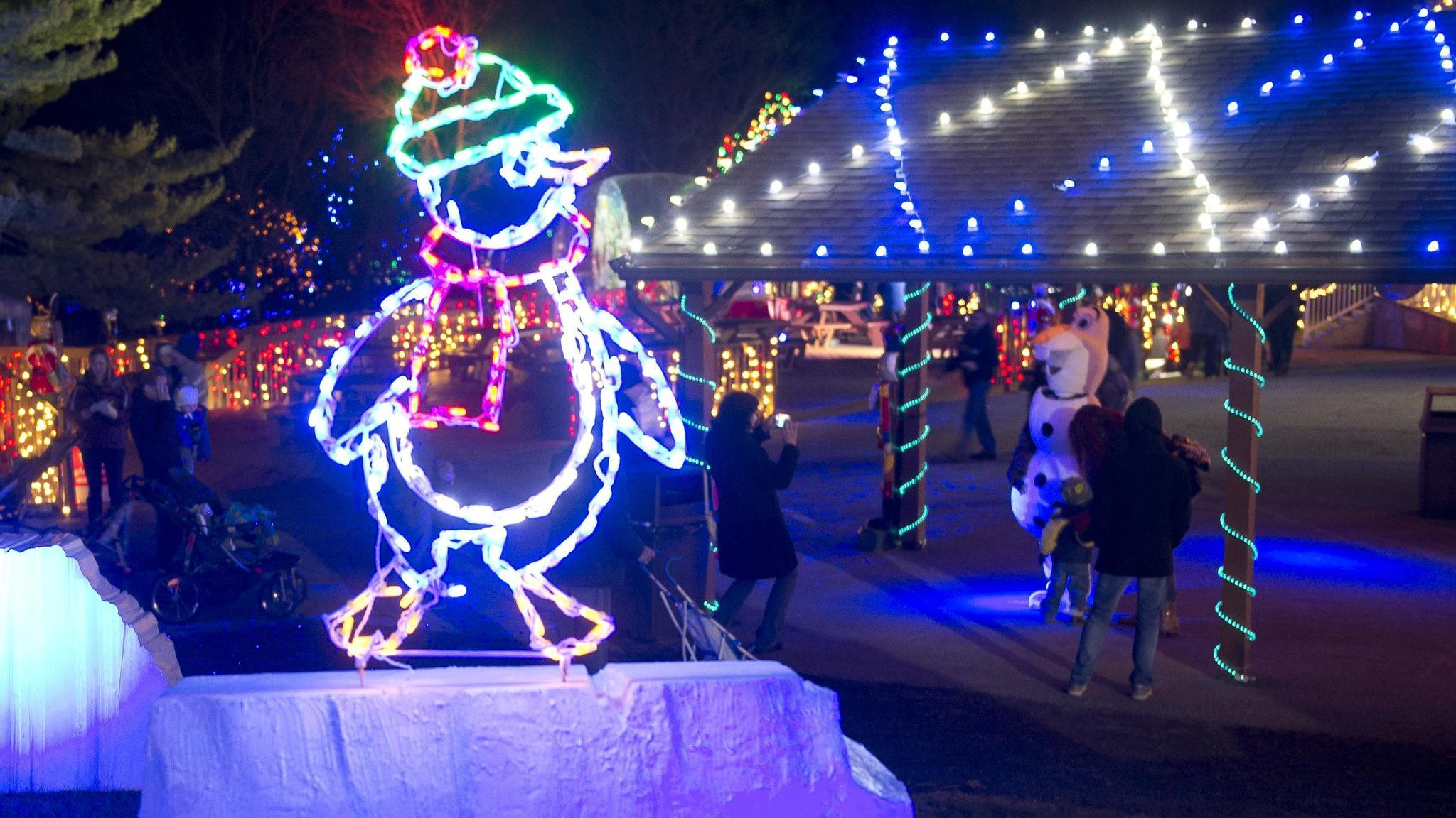 Hours Columbus Zoo Lights