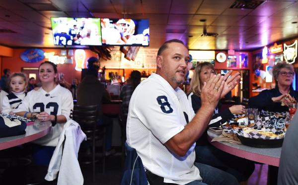 Penn State fans raise a roar at benefit - The Morning Call