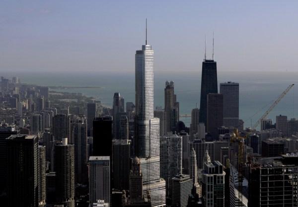 Trump International Hotel & Tower - Chicago Tribune