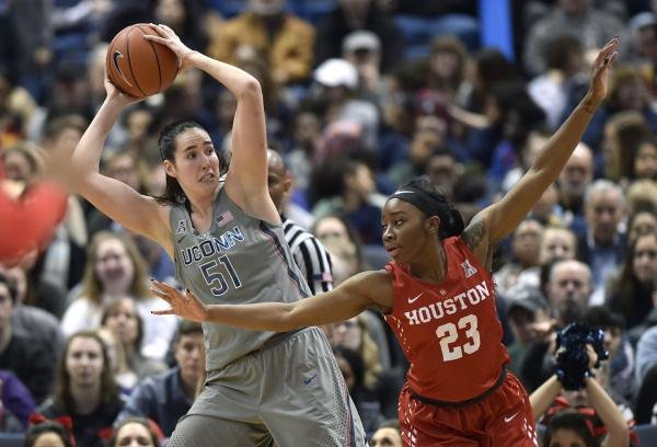 UConn Women: Encouraging Signs From Bench And Other Spots ...
