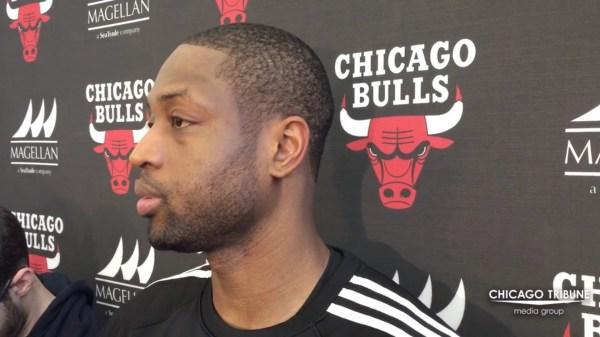 Dwyane Wade on LeBron James vs. Charles Barkley: 'I like ...