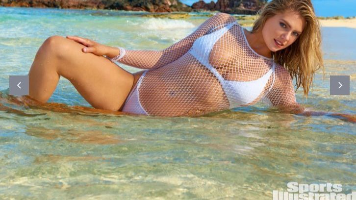Kate Upton Is Sports Illustrated Swimsuit 2017 Cover Model