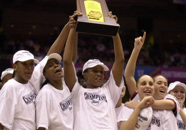 Vote For The UConn Women's Best Championship Team Ever ...